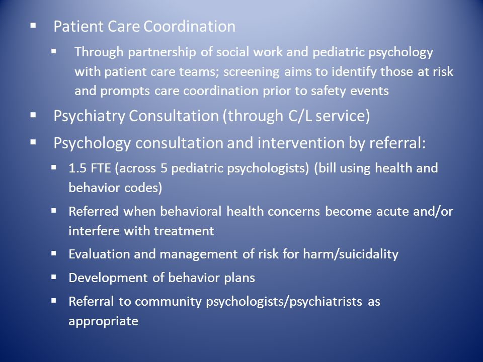 a psychological assessment for the possible treatment of bill L psychological services—treatment  can i bill shars for my same services and now bill for report writing under psychological services-assessment services .