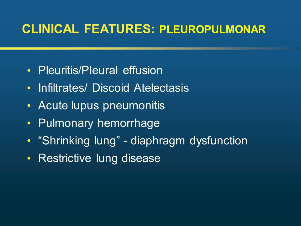 the clinical definition of the disease lupus This means that the body's natural defense system ( immune system ) attacks   although some people with lupus have only mild symptoms, the disease is.