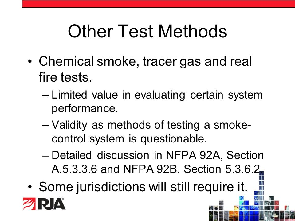 Smoke Control Systems Introduction And Commissioning Ppt