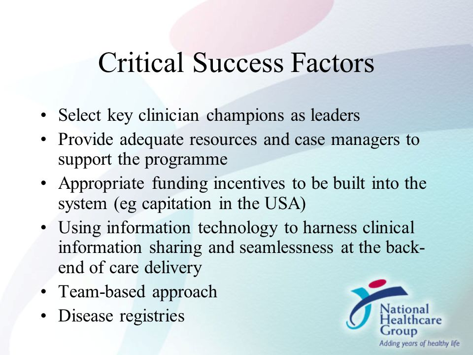 Critical Success Factors in the Cosmetic Industry