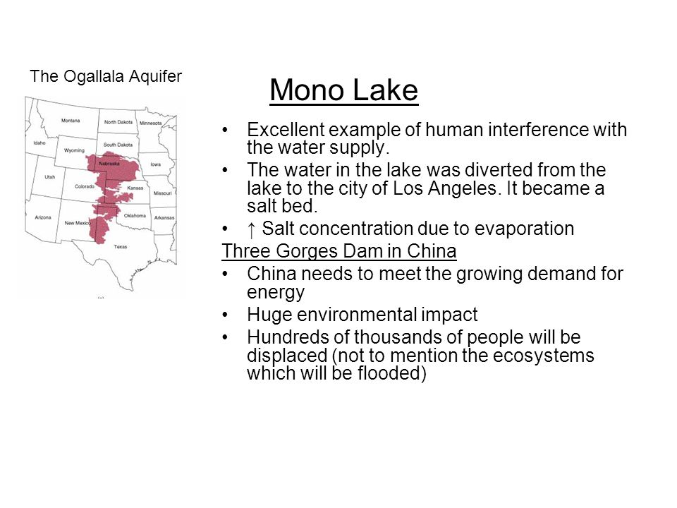 apes ogallala aquifer Apes chapter 8 ‐9 study guide  43 where/what is the ogallala aquifer why is it unsustainable  microsoft word - apes chapter 8 review author:.