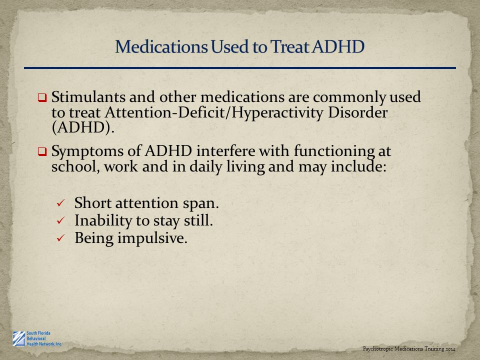 Adult attention deficit disorder hyperactivity treating understanding ready