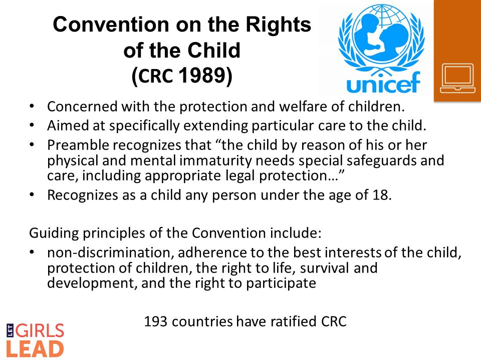 international convention on the rights of the child pdf