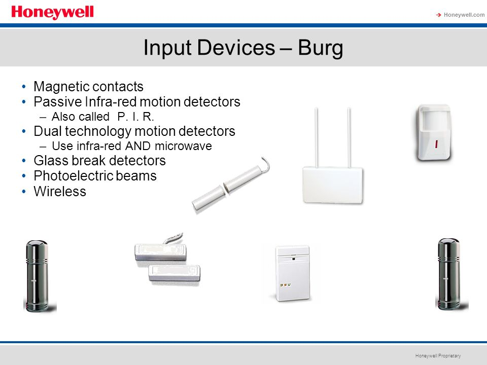 Input Devices – Burg Magnetic contacts