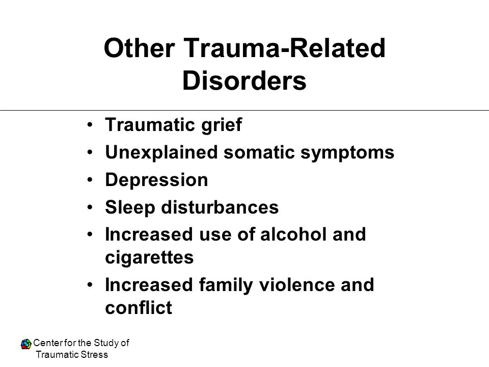Other Trauma-Related Disorders