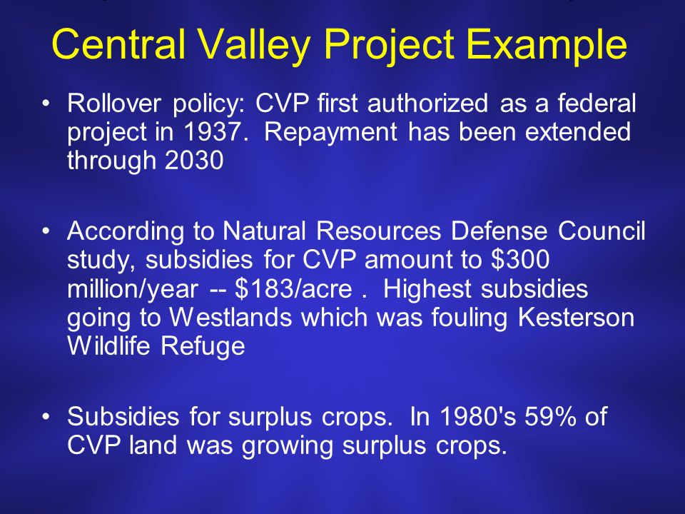 central valley project a federal water Summary of state and federal water project actions in the state water project and federal central valley water project are required to keep the flow of water.