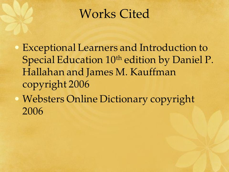 exceptional children an introduction to special education 11th edition pdf