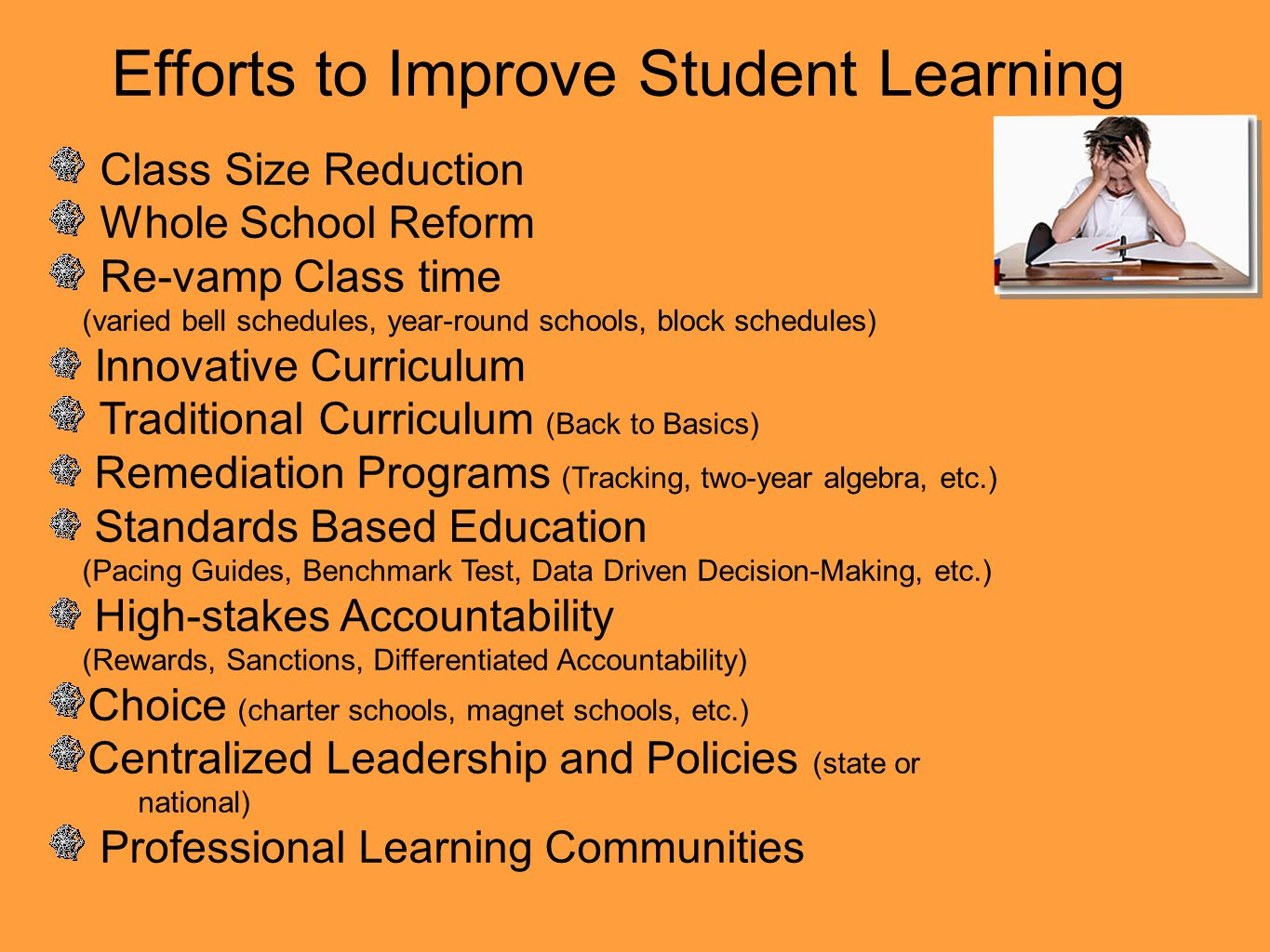 How Students Learn: Reforming Schools Through Learner ...
