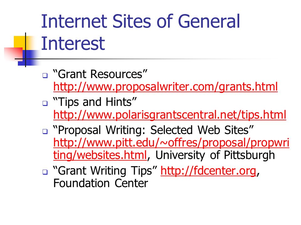 general attributes of a grant proposals essay Evaluating your proposal:  grant proposal - statement of need (project director)  general document attributes.