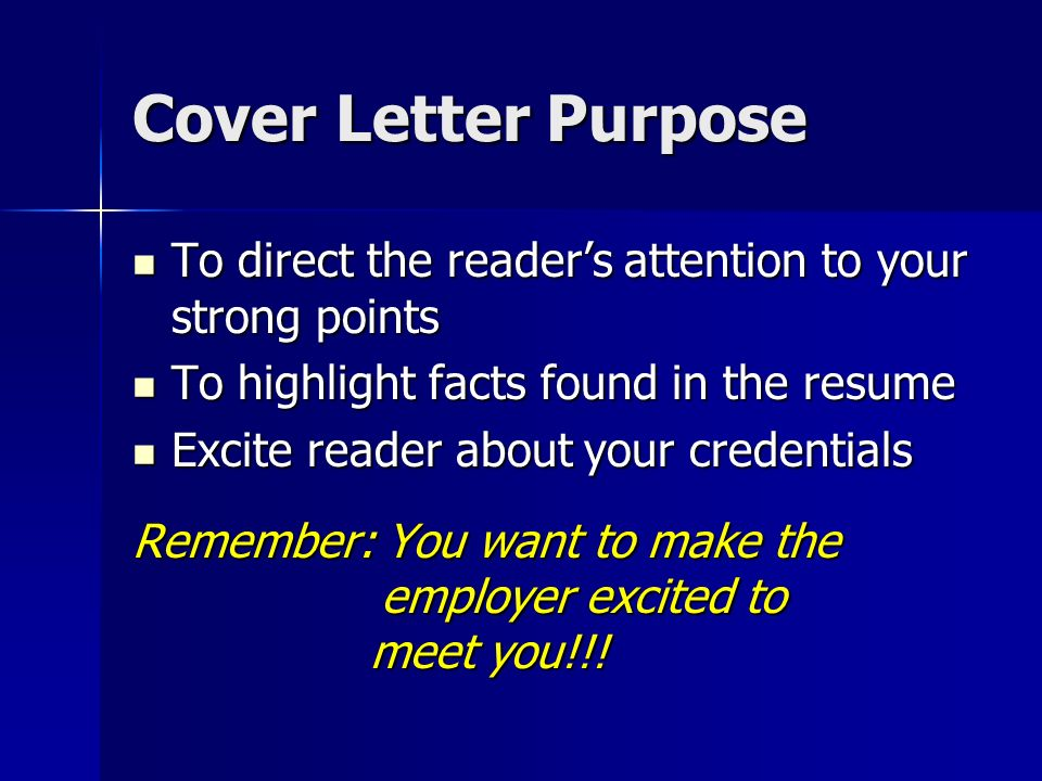 Career studies glc 2o0 grade ppt video online download for Who do you direct a cover letter to