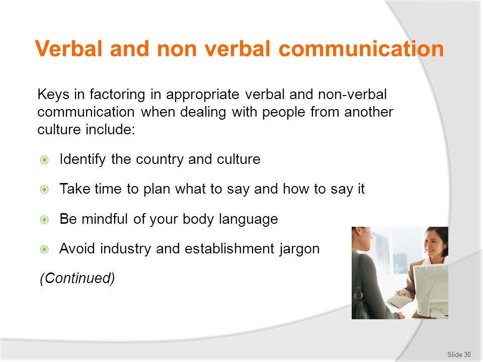 an analysis of non verbal communication on two subjects Of verbal and nonverbal communication, primarily discussed at the pink sspnet-cost2102 international conference on analysis of verbal non-verbal traits of.