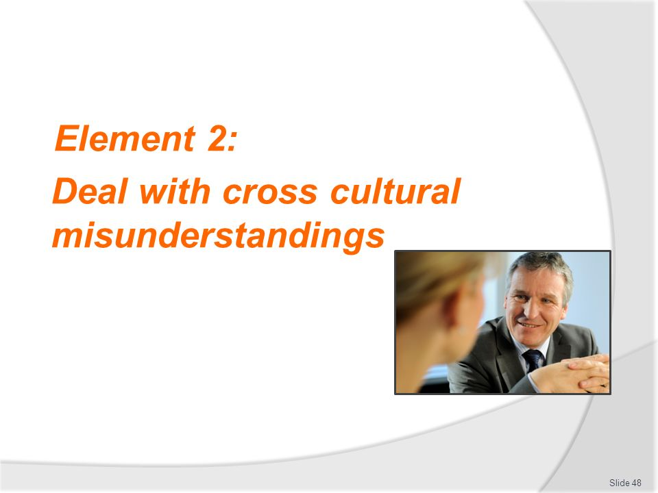 misunderstandings that arise in workplace from cross cultural issues A framework for intercultural training in hotel workplaces li 22 the awareness of cross-cultural issues misunderstandings could arise because of.