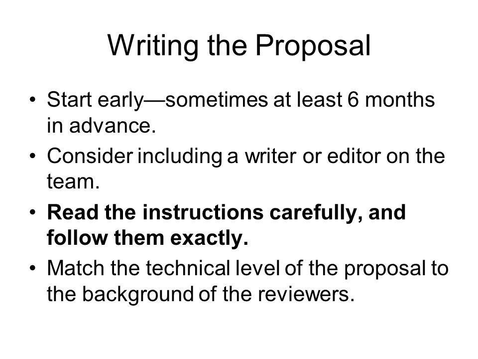 writing a technical proposal Find out more about federal construction technical proposals and technical proposal approaches for help with overcoming the nuances involved with technical proposal writing and rfps for federal government contracts, call our government proposal writing consultants at 1-866-601-5518.