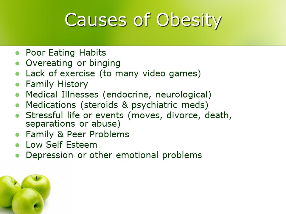 poor health habits Healthy eating unhealthy eating is largely caused by bad eating habits eating a bag of potato chips while watching tv once in awhile or binging on food during a party will probably not cause you any harm.