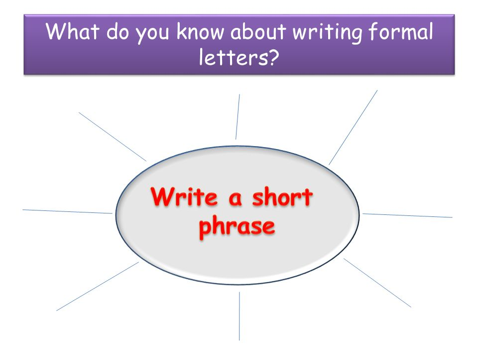 Itrackr Ed Formal Letters Informal Or Formal Language - Ppt Video