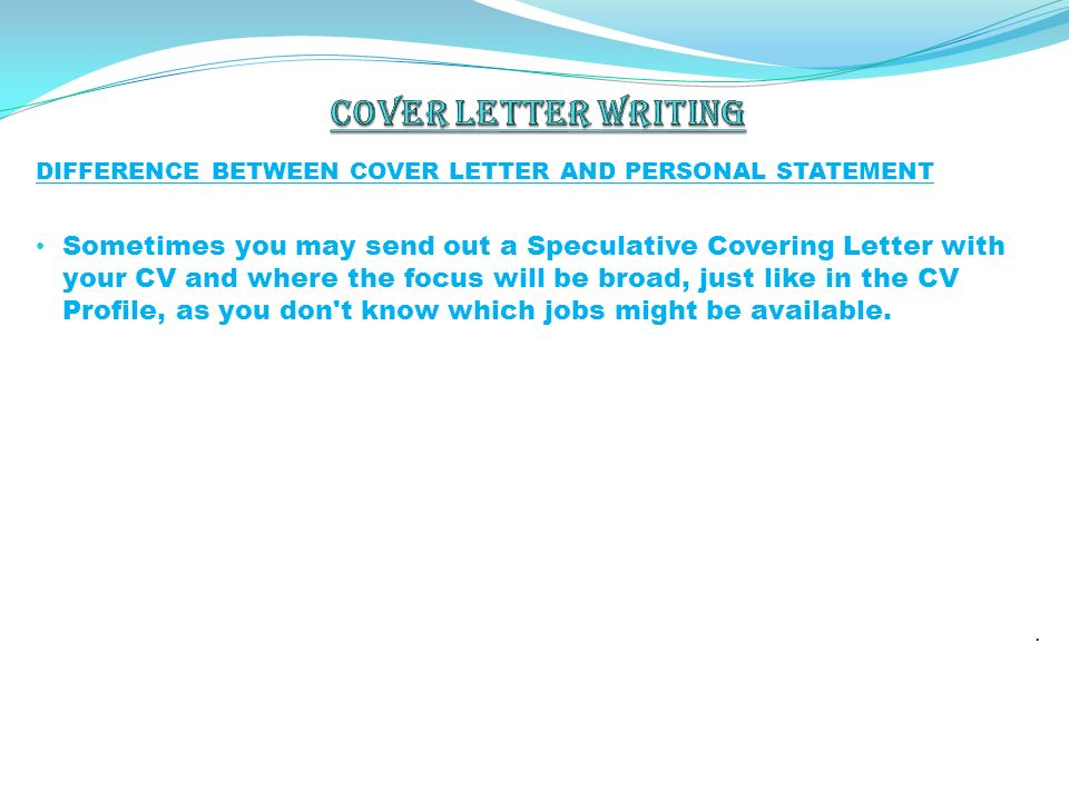 speculative cv cover letter - Londa.britishcollege.co