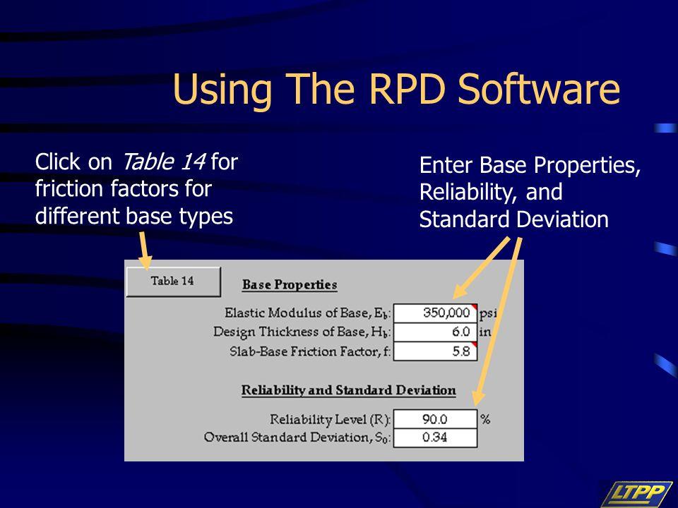 Rigid Pavement Design Software Free Download