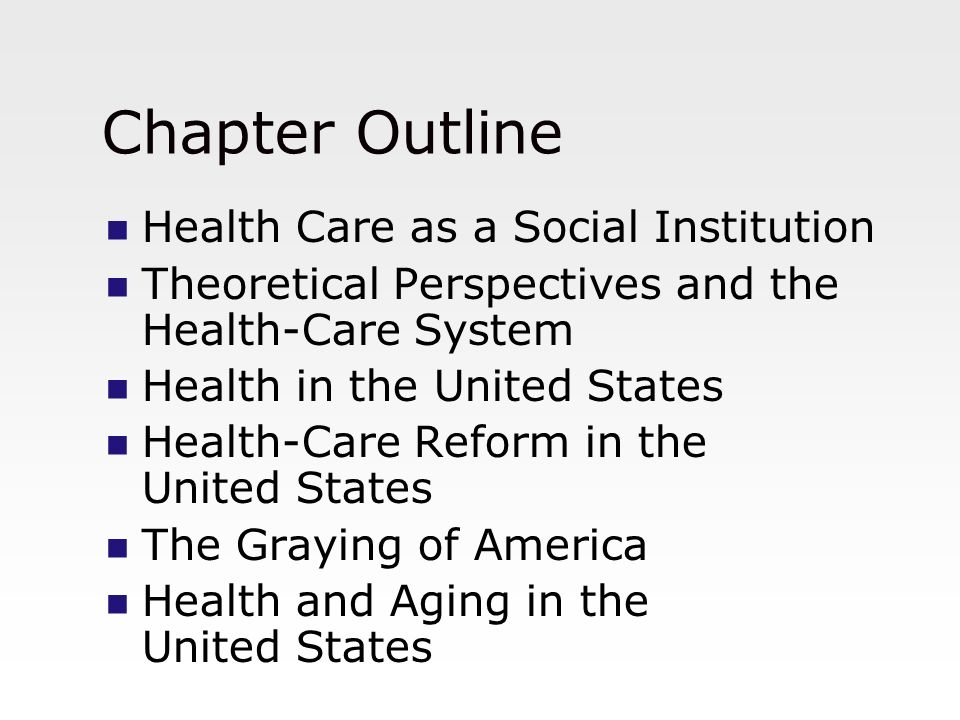 History of health care reform in the United States