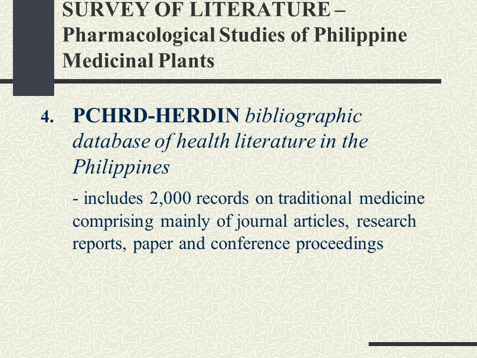 Philippine literature research papers