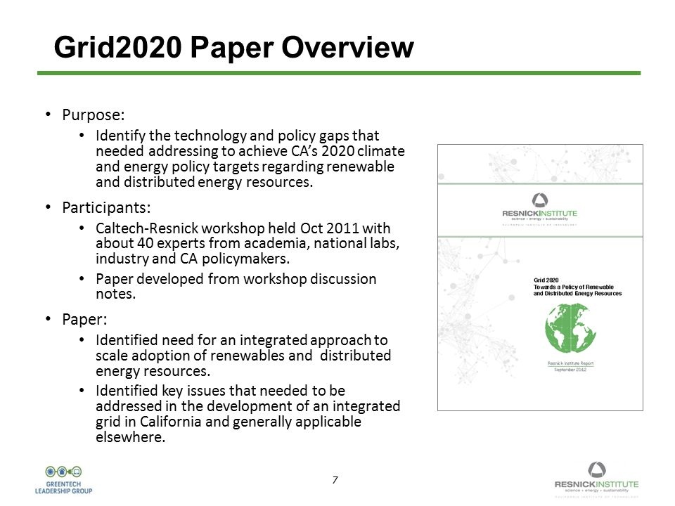 this paper is an overview of