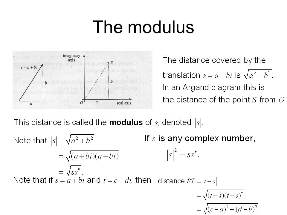 Complex numbers. - ppt download