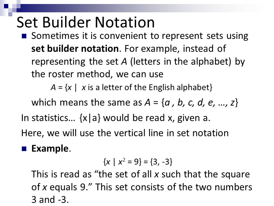 set builder calculator