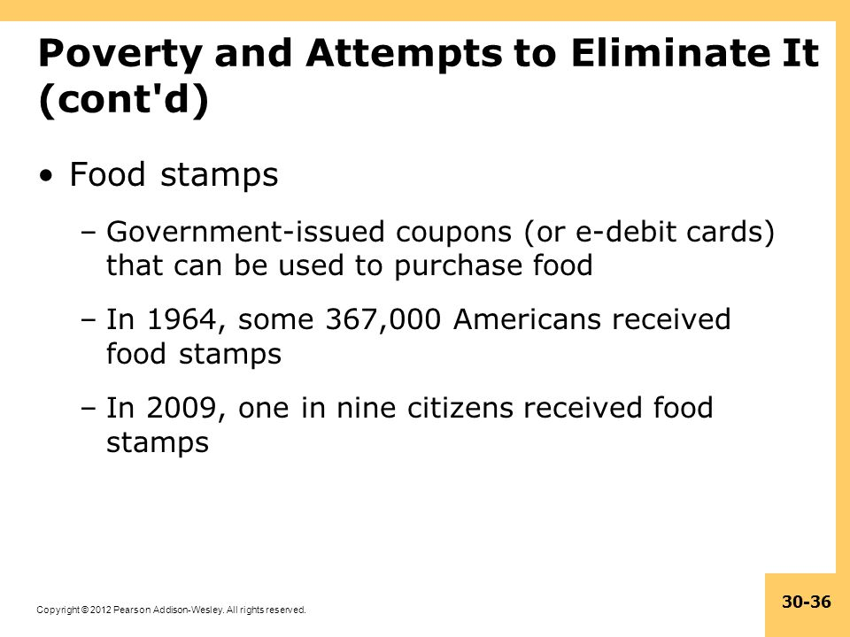 poverty and food stamps Most adults on snap are workers, but they turn to the program when  between  the reality of poverty and the concept of work requirements.