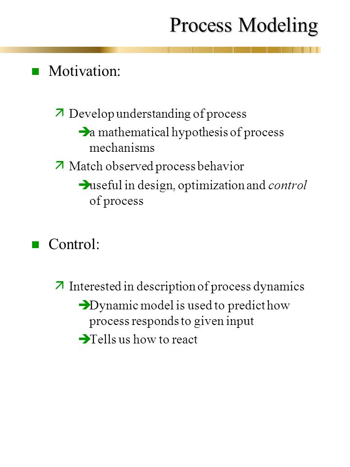 process dynamics modelling and control pdf