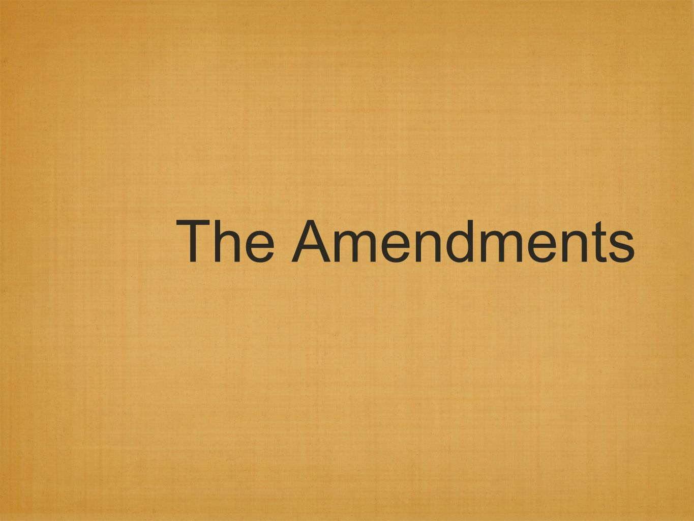 3 most important amendments Amendment 3 of the united states constitution amendment 3 - quartering of soldiers  no soldier shall, in time of peace be quartered in any house, without the consent of the owner, nor in time of war, but in a manner to be prescribed by law.