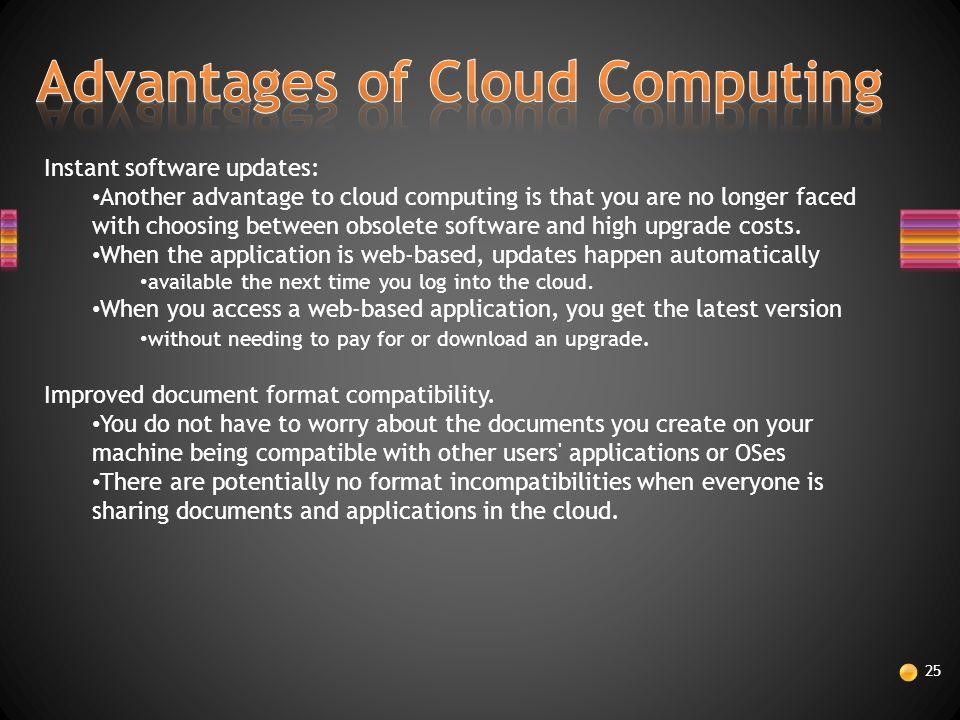 advantages of cloud computing pdf