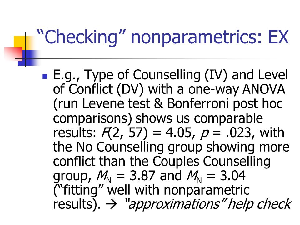 how to run bonferroni in spss