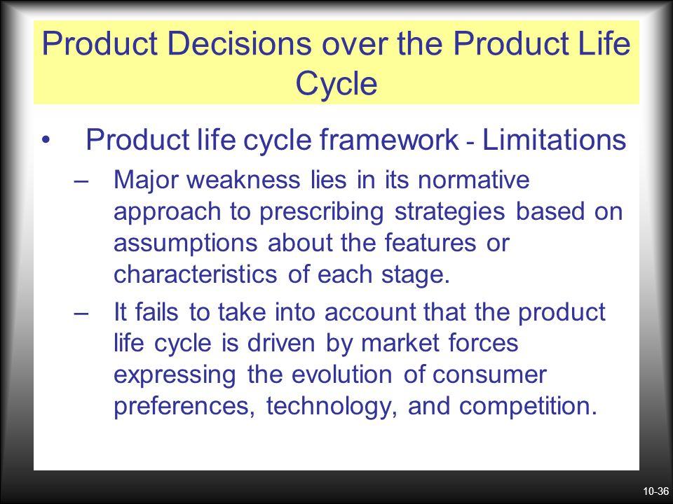 characteristics of product life cycle pdf
