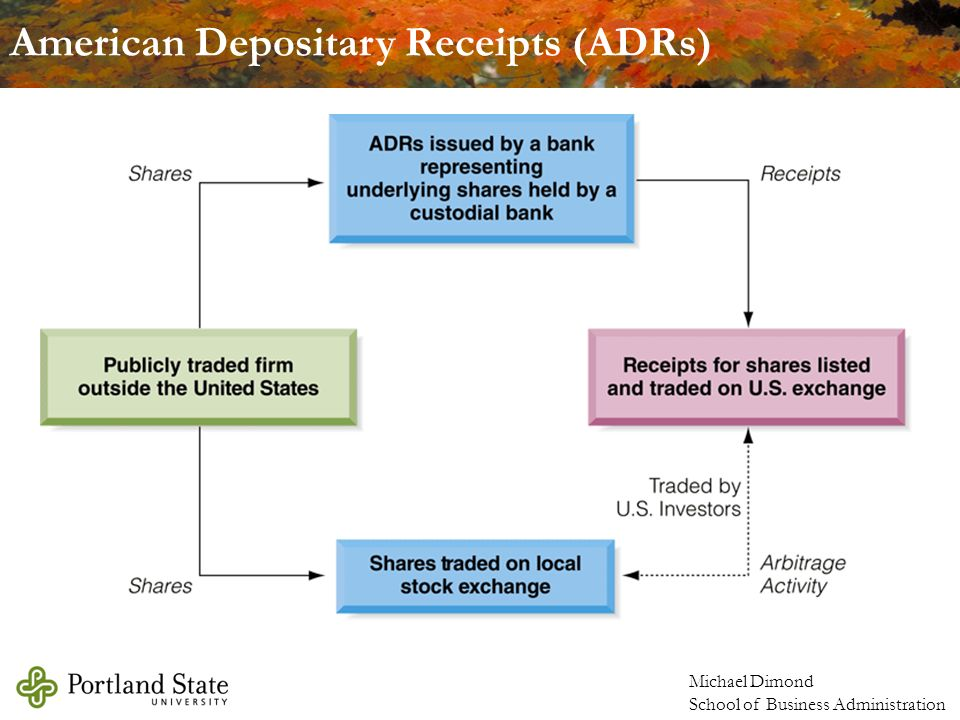 american depositry receipts Indian depository receipt indian depository receipt (idr) is a financial instrument denominated in idr's are based on the original american depositary receipts that were first.