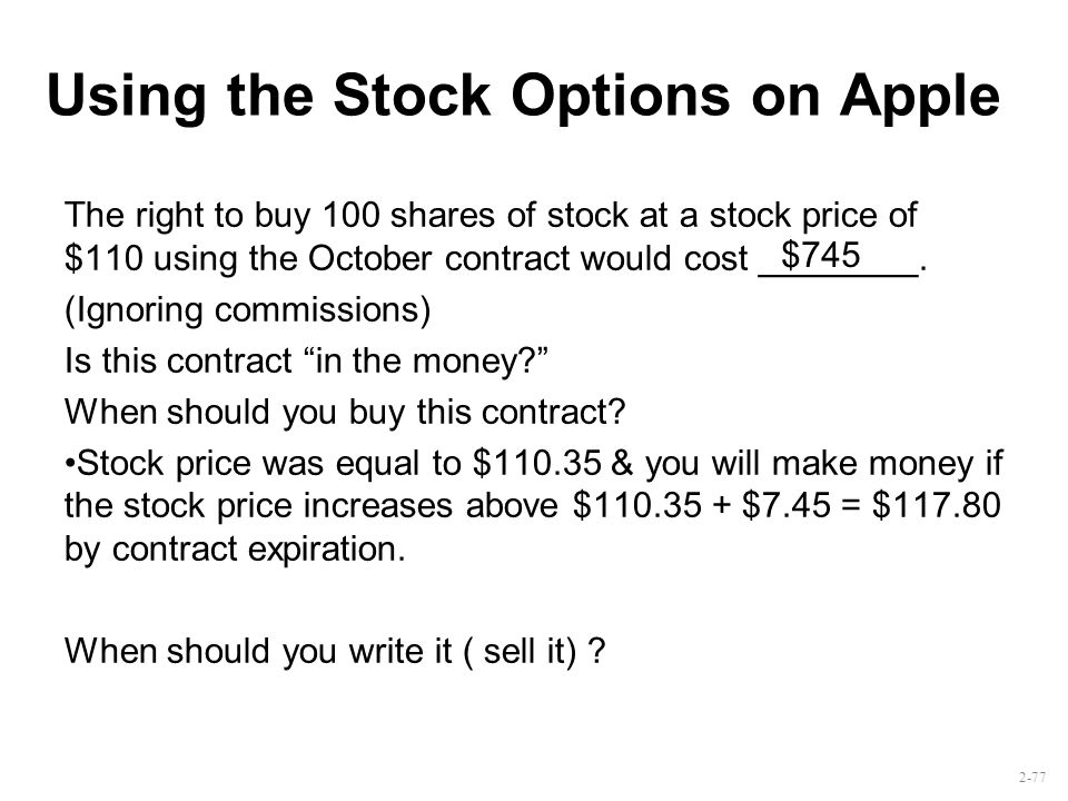 Apple stock options scandal