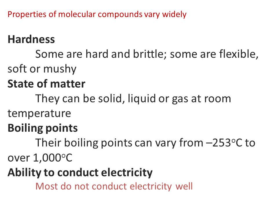 Ch 8 Compounds Amp Molecules Ppt Download