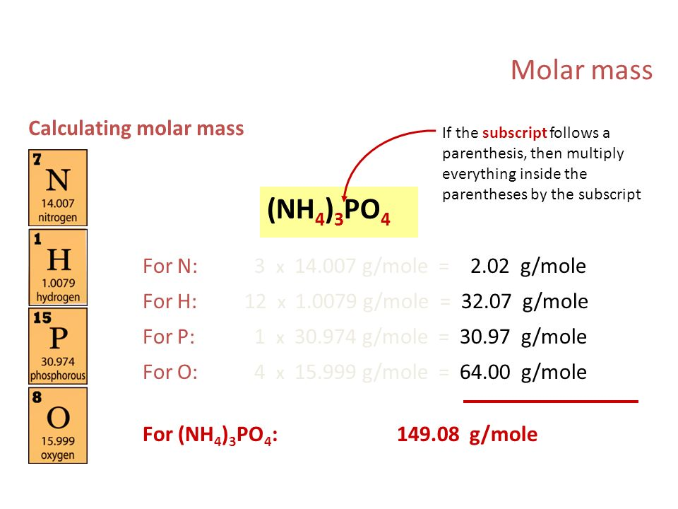 82 molar - Periodic Table Atomic Mass In Parentheses