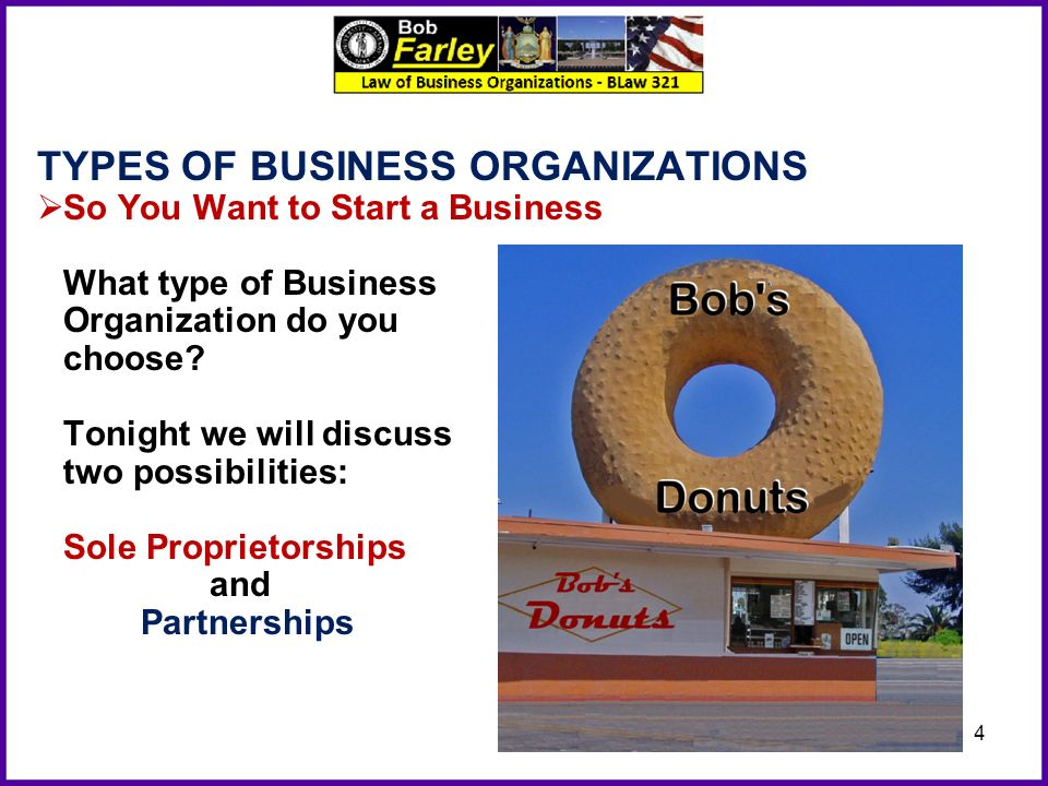 Slide Set Five: Introduction to Business Organizations - ppt download