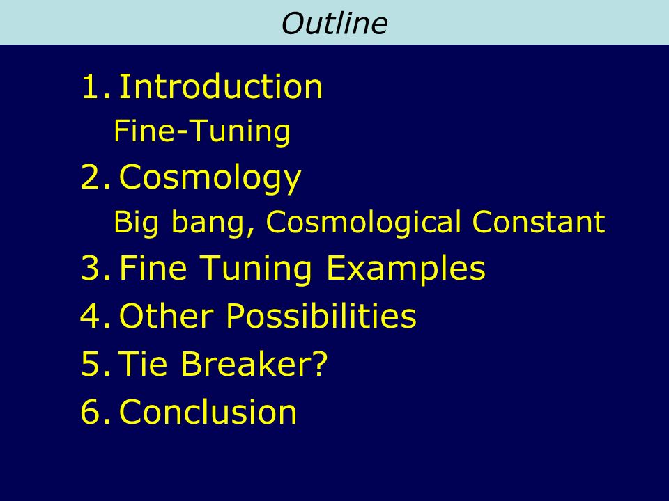 cosmology introduction Course description: cosmology is the study of the origin, structure and evolution  of the universe itself: the totality of phenomena of space and time it is the.