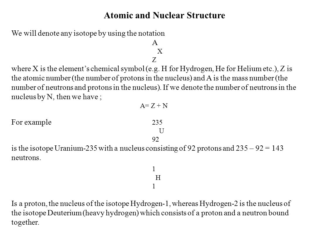 Atomic and nuclear structure ppt video online download atomic and nuclear structure buycottarizona