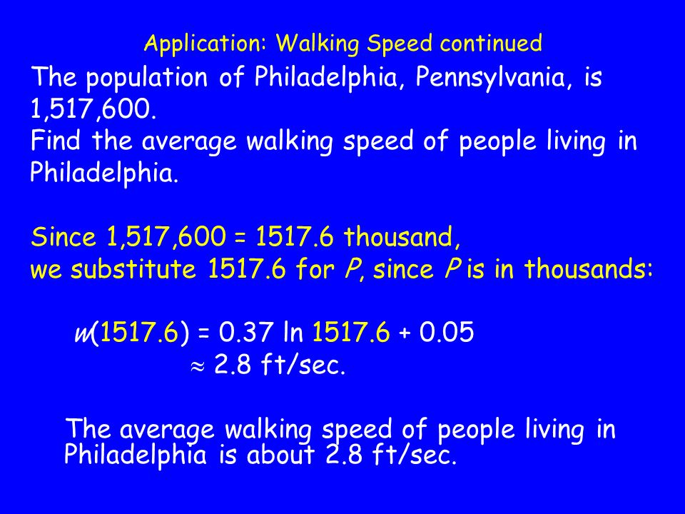 average walking speed An average easy walking pace is more than 20 minutes per mile (slower than 30 mph) a fast pace is under 15 minutes per mile (faster than 40 mph) if you already have a high fitness level, you may not be in a moderate-intensity exercise zone at a 30 mph pace.