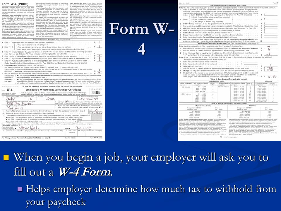 Understanding Income & Taxes - ppt download