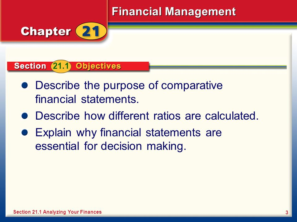 Beginners' Guide to Financial Statement