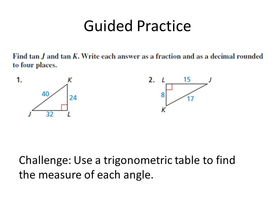 how to find angle measure trigonometric with calculator