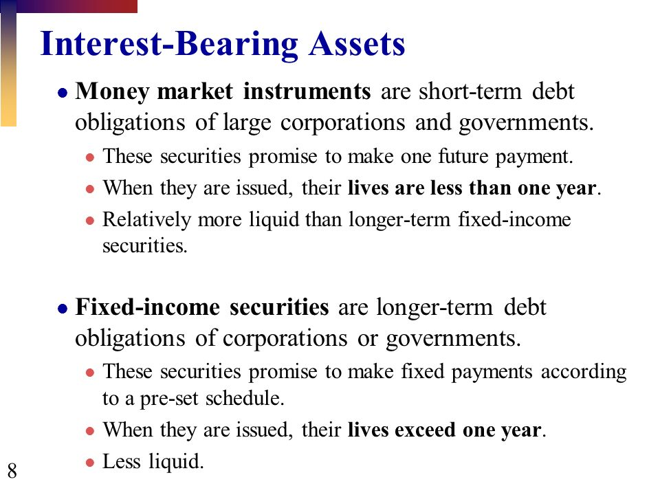 valuation of fixed income securities pdf