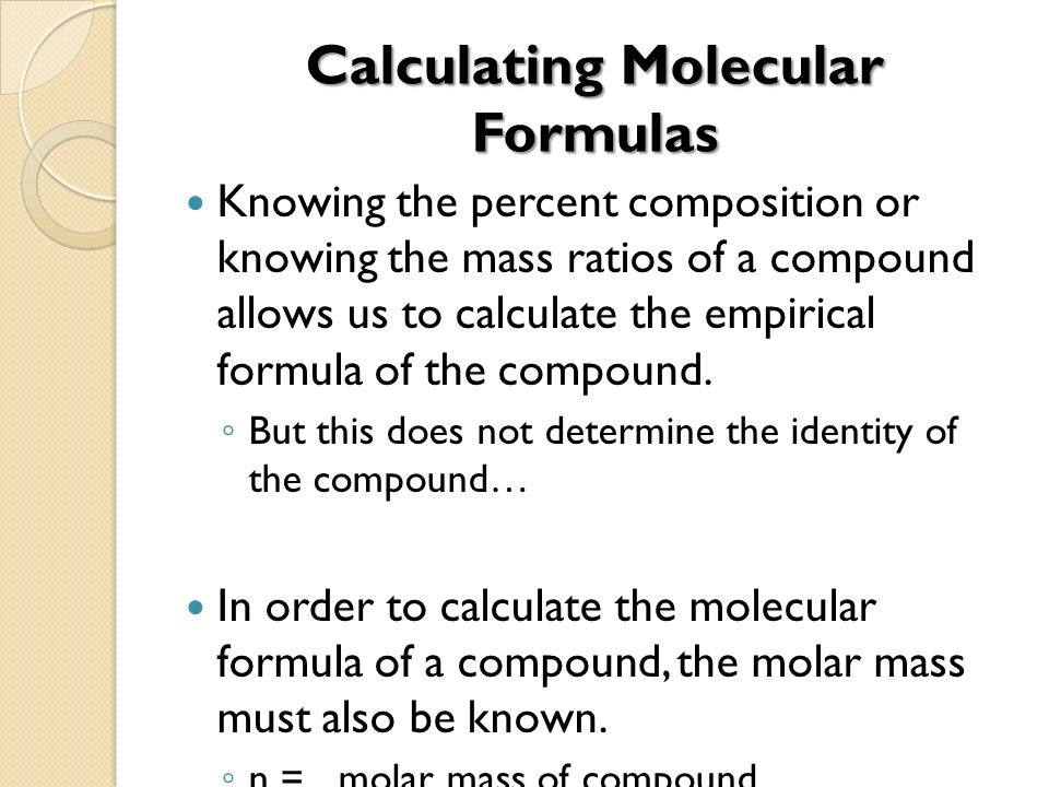 determining the formula of a complex How to calculate fatigue life when the load history is complex february 13, 2015 by: michael bak share: the prediction of fatigue life of structures is often challenging due to the variability and complexity of cyclic loading applied to a real structure.