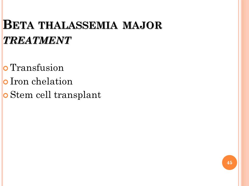 genetic disorders beta thalassemia essay Briefly review the cause and effect of β-thalassemia, outlining the symptoms of the disease beta-thalassemia is a blood disorder where a reduction in beta.