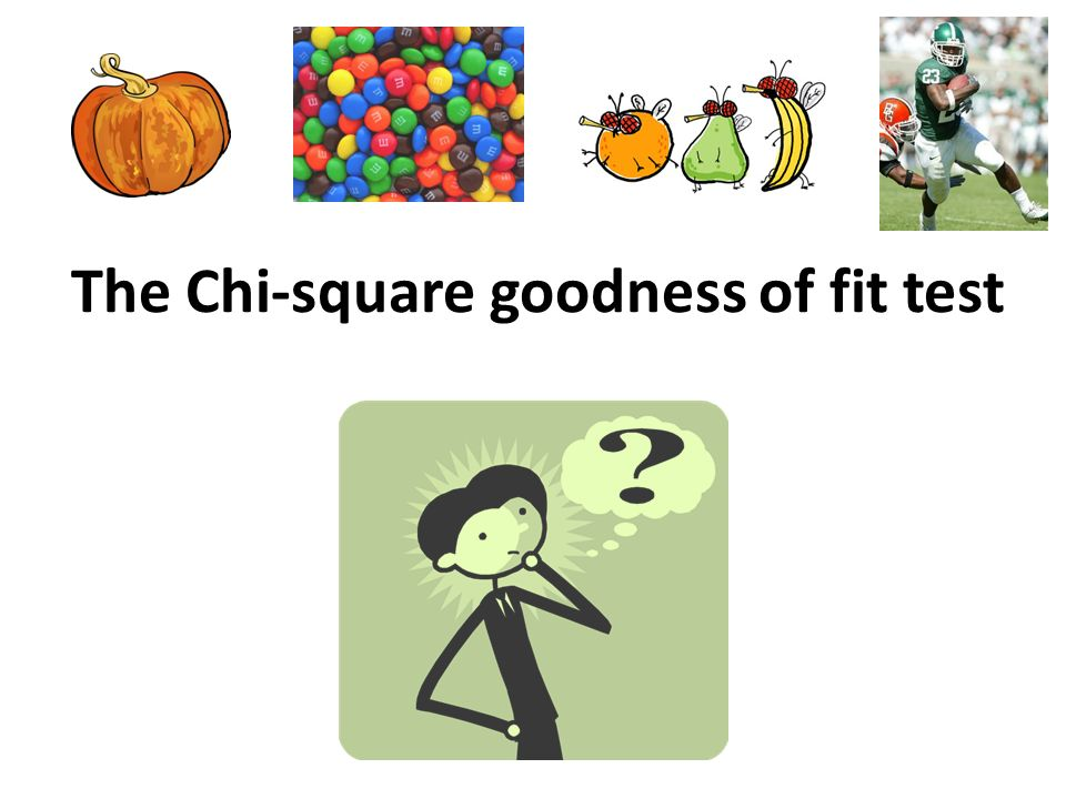 introduction to the chi square goodness of fit test 10 chi square tests 703 101 introduction 103 goodness of fit test the chi square goodness of flt test can be used.