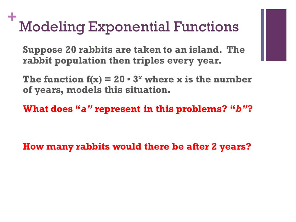 Chapter 8 Exponential and Logarithmic Functions ppt video online – Exponential Functions Word Problems Worksheet