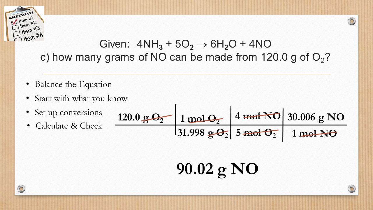 Stoichiometry mrs page chem ppt video online download 11 given gamestrikefo Images