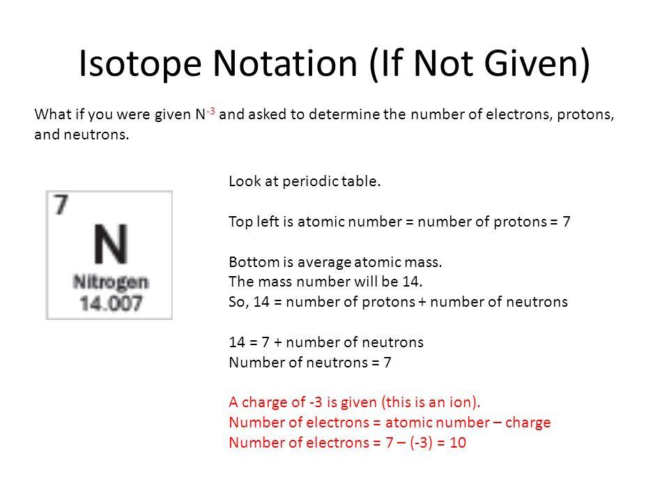 Isotopic Notation Worksheet Delibertad – Isotope Notation Worksheet